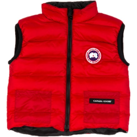 photo: Canada Goose Reversible Down Vest down insulated vest