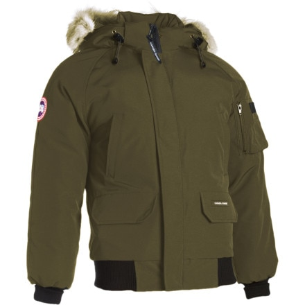 photo: Canada Goose Yorkville Parka down insulated jacket