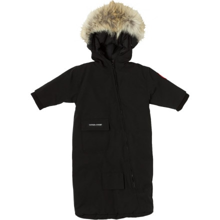 Canada Goose Baby Snow Bunting - Infant Boys'