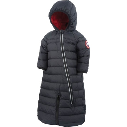 photo of a Canada Goose one-piece suit