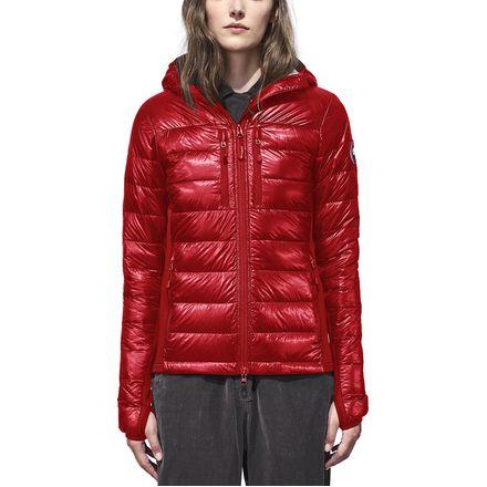 Canada Goose jackets sale authentic - Canada Goose Hybridge Lite Hooded Down Jacket - Women's ...