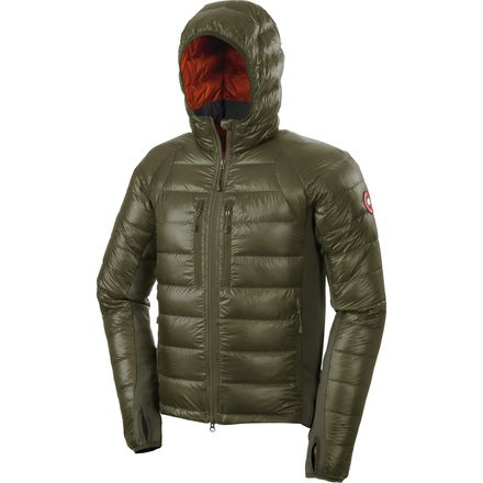 Canada Goose expedition parka online store - Canada Goose Hybridge Lite Hooded Down Jacket - Men's ...