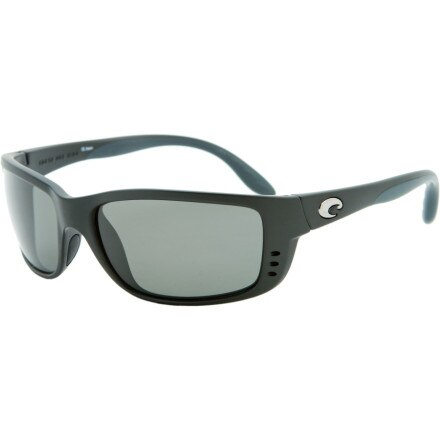 Costa Del Mar Zane Polarized Sunglasses - Costa 580 Glass Lens