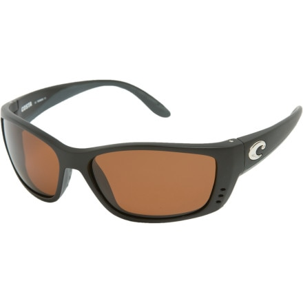 Shop for Costa Del Mar Fisch Polarized Sunglasses - 580 Glass Lens