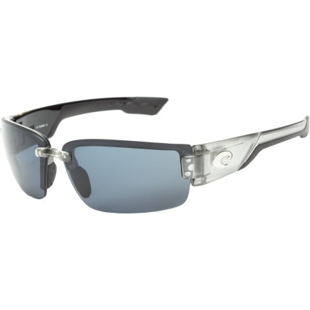 Shop for Costa Del Mar Rockport Polarized Sunglasses - 580 Polycarbonate Lens