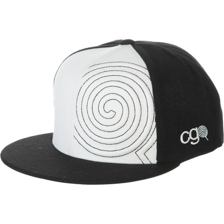 CandyGrind Rep Snapback Hat