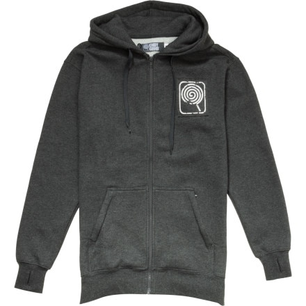 CandyGrind Veteran Full-Zip Hoodie - Men's