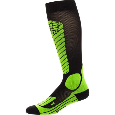 CEP Racing Ski Compression Sock - Women's
