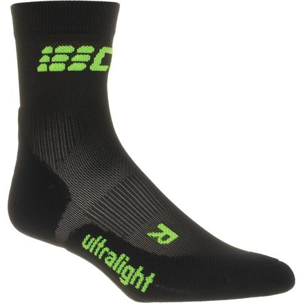 CEP Dynamic Plus Cycle Ultralight Short Socks - Women's Compare Price