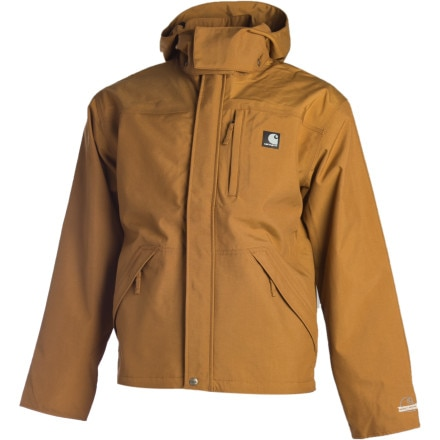 photo: Carhartt Men's Waterproof Breathable Jacket waterproof jacket