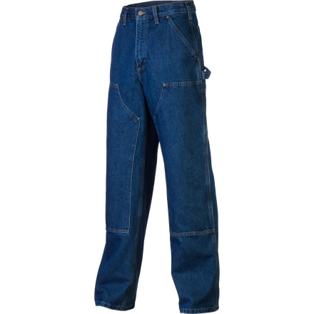 Shop for Carhartt Double-Front Logger Dungaree Denim Pant - Men's