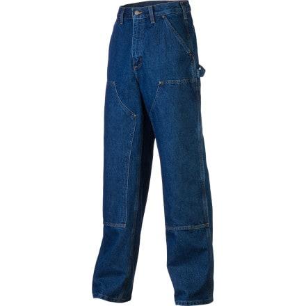 Carhartt Double-Front Logger Dungaree Denim Pant - Men's