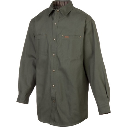 Carhartt Classic Canvas Shirt - Long-Sleeve - Men's