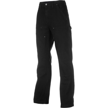 Carhartt Weathered Duck Double-Front Dungaree Pant - Men's