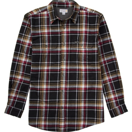 Carhartt Youngstown Flannel Shirt - Long-Sleeve - Men's