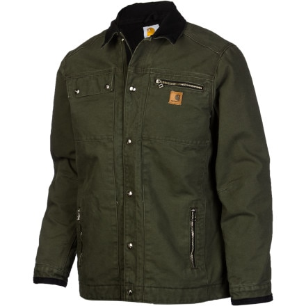 Carhartt Sandstone Quilt Lined Jacket - Men's