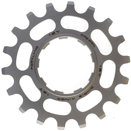 Chris King Stainless Steel Cog