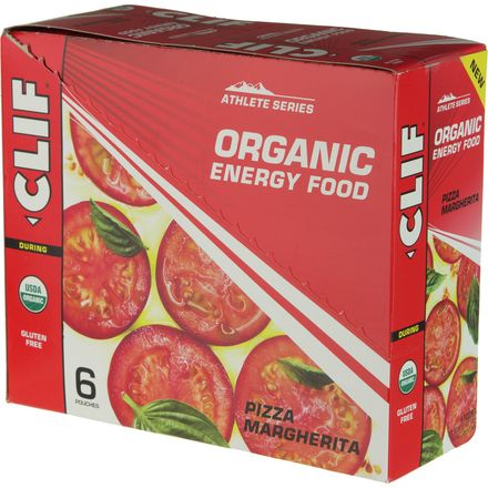 Clifbar Organic Sweet and Savory Energy Food