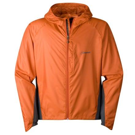 photo: Cloudveil Stash Creek Hooded Jacket wind shirt
