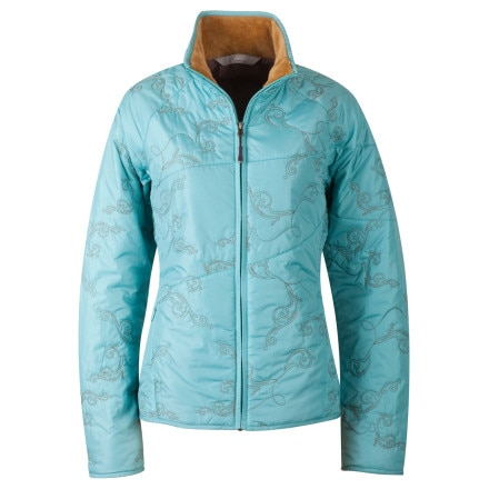 photo: Cloudveil Madison Quilted Jacket synthetic insulated jacket