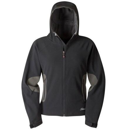 photo: Cloudveil Women's FirsTurn Jacket soft shell jacket