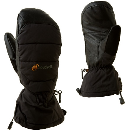photo: Cloudveil Down Patrol Mitten insulated glove/mitten