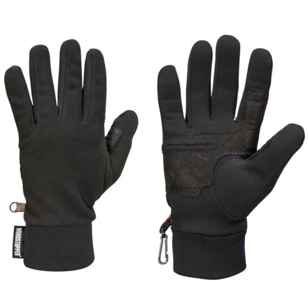 photo: Cloudveil Run Don't Walk Windstopper Glove fleece glove/mitten