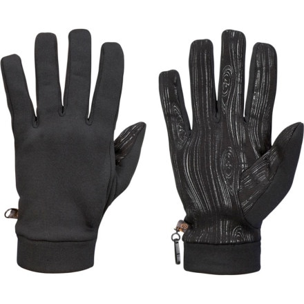 photo: Cloudveil Run Don't Walk Power Stretch Glove soft shell glove/mitten