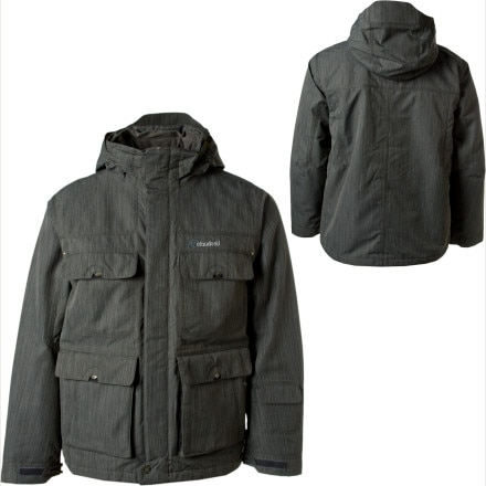 photo: Cloudveil Four Pines Insulated Parka snowsport jacket