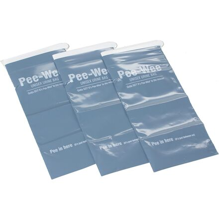 photo: Cleanwaste Pee-Wee Portable Urine Bag