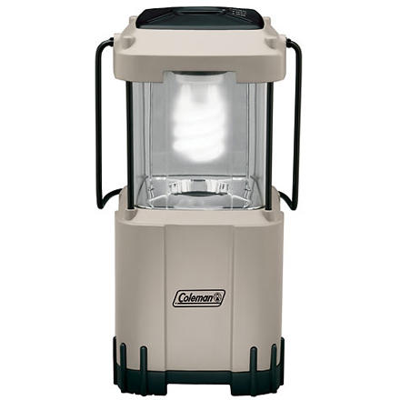 Coleman 8D Square Pack-Away Lantern w/ Remote Control
