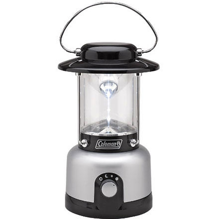 photo: Coleman 8D Family Size LED Lantern battery-powered lantern