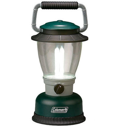 photo: Coleman 8D Rugged Full Size Lantern
