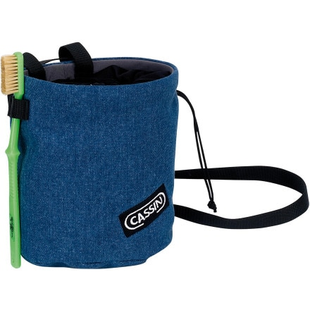 CAMP USA 2013 Polimago Chalk Bag - Denim