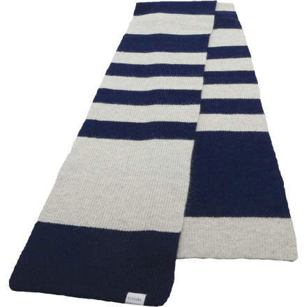 Coal Considered Taylor Scarf