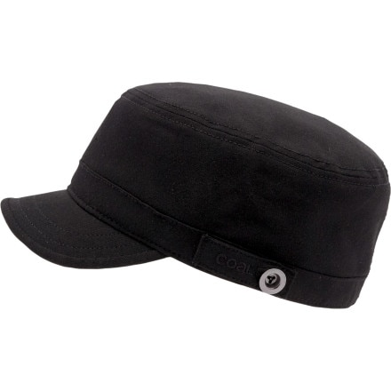 Coal Considered Kipp Hat