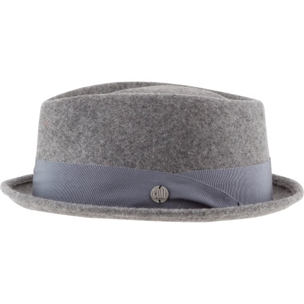 Coal Considered Evans Fedora - Women's
