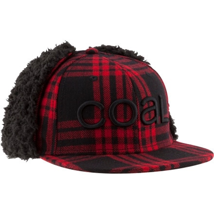 Coal Stevens Snap-Back Hat