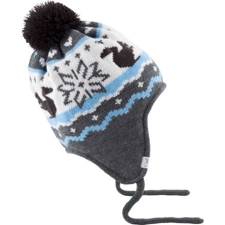 Coal Heidi Flap Beanie - Women's