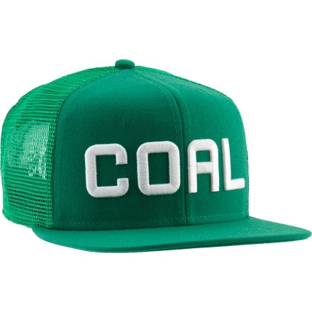 Coal Kerning Trucker Hat