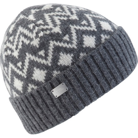 Coal Considered Leo Beanie