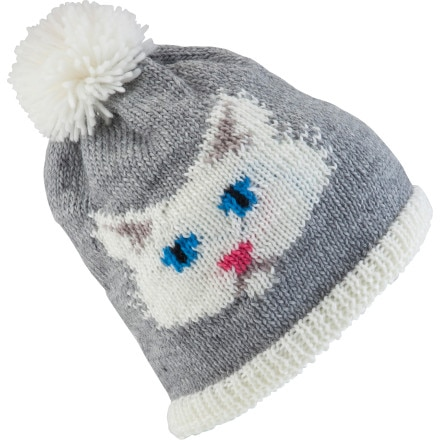 Coal Kitty Pom Beanie - Women's