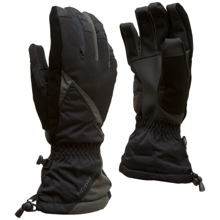 photo: Columbia Air Chamber Glove insulated glove/mitten