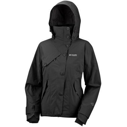 photo: Columbia Paris Jacket snowsport jacket