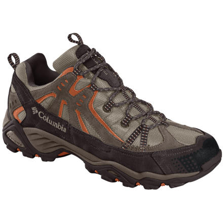 photo: Columbia Firelane Low trail shoe
