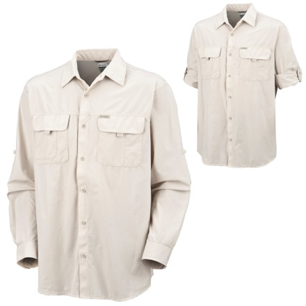 Columbia Silver Ridge Stretch Long Sleeve Shirt