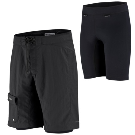 Columbia 3-in-1 Kickout Short