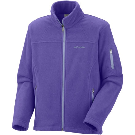 Columbia Fast Trek Fleece Jacket - Girls'