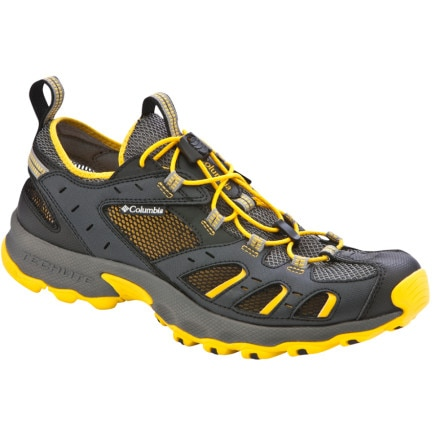 photo: Columbia Outpost Hybrid water shoe