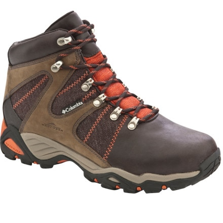 photo: Columbia San Gil Omni-Tech hiking boot